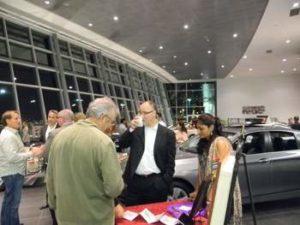 Classic BMW Reception Night…