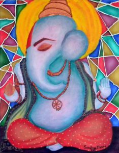 "All about the new series ""Ganesha – The Obstacle Remover"""