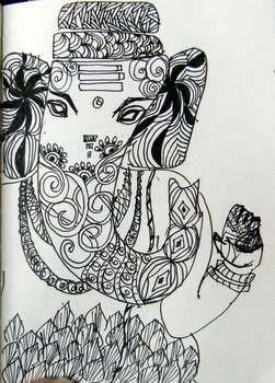 """""""Ganesha 2"""".....Day 3"""