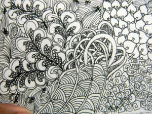 Zentangle studio scoop June week 4