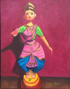 BHARATHANTTIYAM DANCER