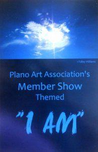 2013 PAA Member Show Invite