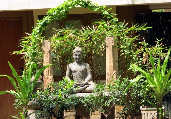 The Zen Corner...