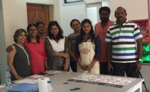 Pictures from the Advance Workshop