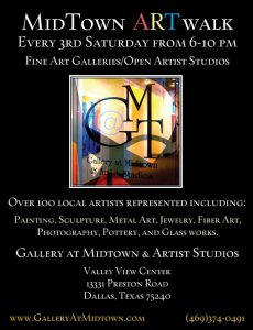 APRIL Art Walk at MIDTOWN GALLERY
