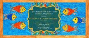"Event ""By Hands, From the Heart"" Invite"