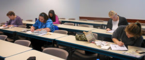 Collin College Advance Zentangle Workshop Pictures