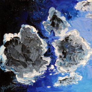 """Cloudy"" sky.."