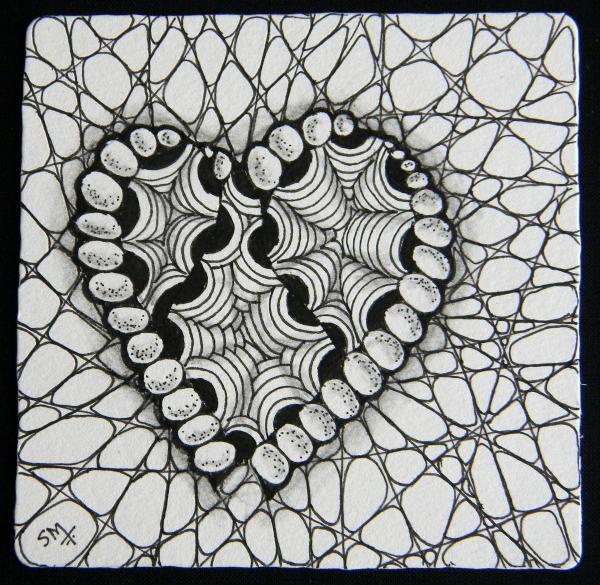 Zentangle Workshops this APRIL