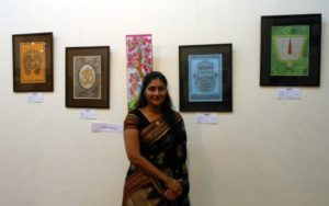 "Pictures from Exhibit ""AKANKSHA"""