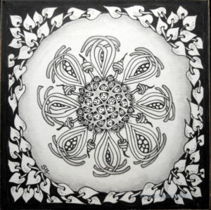 Zentangle at Collin County Community College