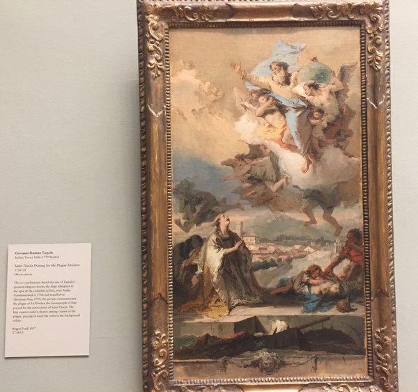 © Giovanni Battista Tiepolo...