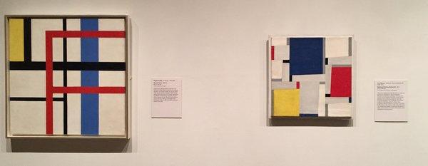© Piet Mondrian..... I love his work...