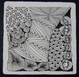 March Zentangle Workshops