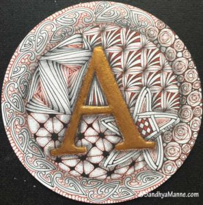 """Alpha-Tangles"" A to E"