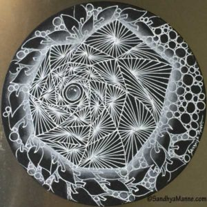 Tangle Irradial