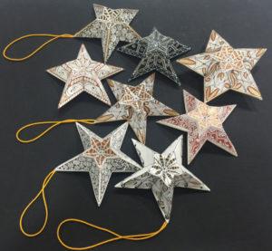 Tangled 3D Star