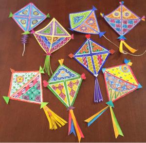 Advance Zentangle Workshop TANGLE KITES