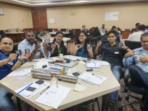 Team Building Session @ WIPRO