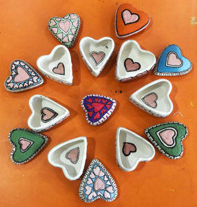 Zentangle on Ceramic Workshop