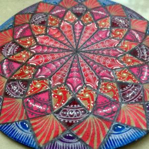 Day 11 of 21, Meditative Drawings